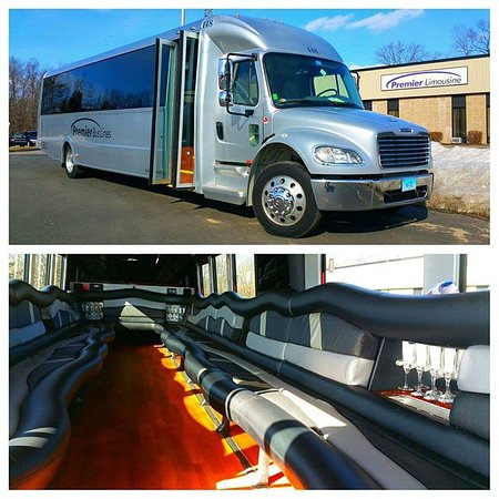 Berlin, CT: Limo Bus