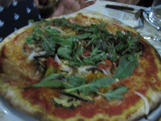 Martano, Italia: La Vera Tipica - La pizza