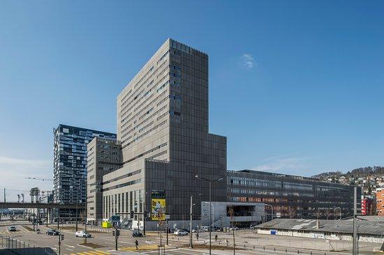 Museum of Design (Museum fur Gestaltung – Schaudepot)
