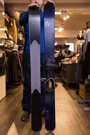 Rent sliding snowshoes - Picture of Jemes Sport c5bdfbfa7e