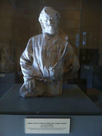 Sache, ฝรั่งเศส: sculpture de Rodin