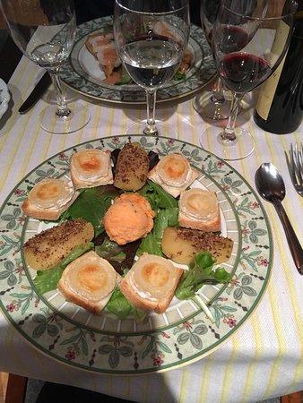 Restaurant Chez Olive Pau