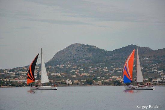 Greek Isles Yachting: Sun Odyssey 439