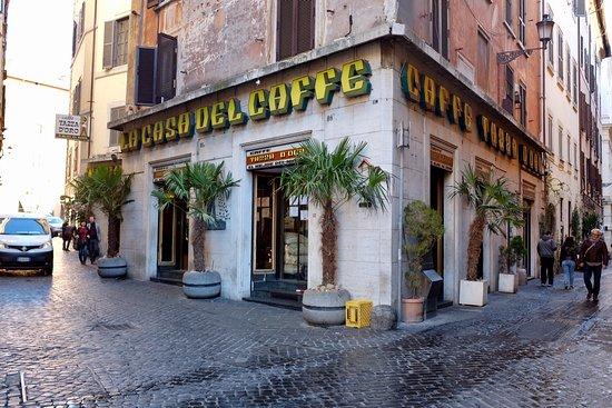 La casa del caffe tazza d oro fotograf a de la casa del caffe tazza d oro roma tripadvisor - La casa del compas de oro ...
