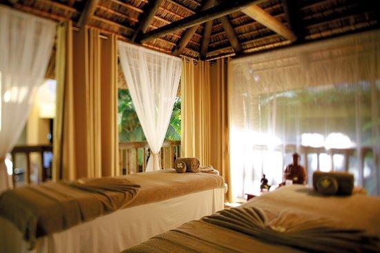 Victoria Beachcomber Resort & Spa: Spa treatment room