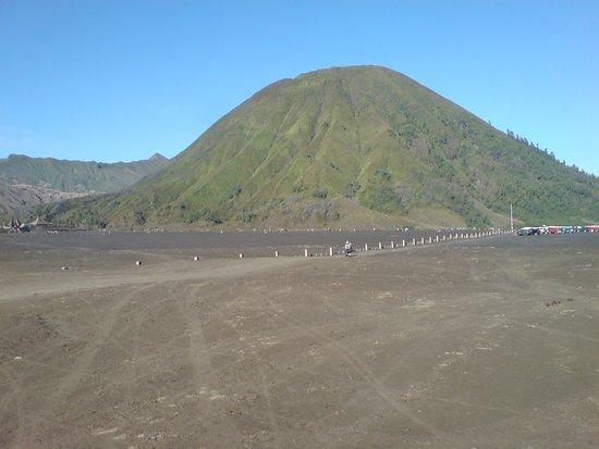 Tengger Caldera, Ινδονησία: Terlihat Kokoh