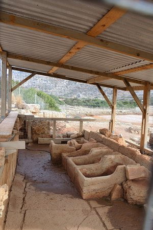 Falassarna, Greece: похоже на прачешную
