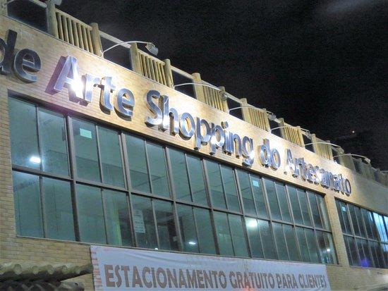 Mãos de Arte Shopping de Artesanato