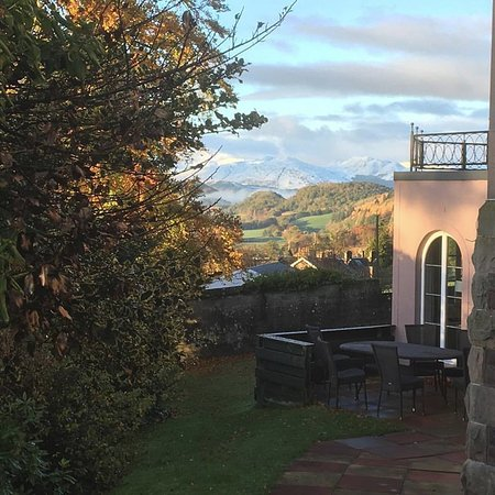 Crieff Hydro Hotel and Resort: view from the hotel