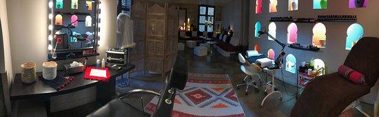 Hammam Le Bain d'Epices: Nouvel espace esthétique