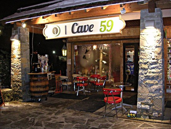 Image result for Cave 59 les carroz