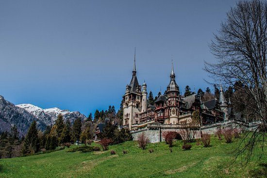The Peles castle the most beautiful castle in Europe Picture of