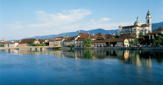 Solothurn Tourism - official city tours