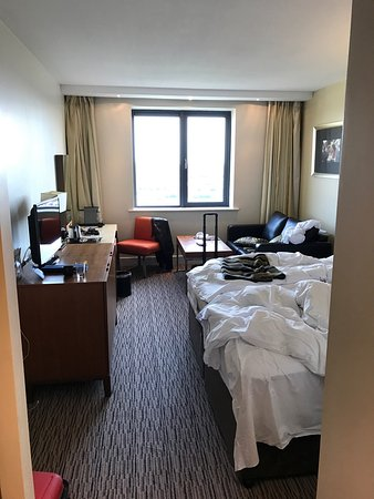 Cloghran, İrlanda: Radisson Blu Hotel, Dublin Airport