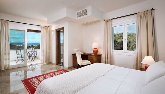 Hotel La Rocca Resort & Spa: SUITE PREMIUM VISTA MARE