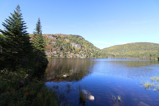 Charlevoix, Canada: Lac