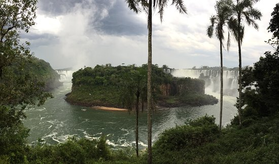 Iguazu National Park, الأرجنتين: Isla San Martin