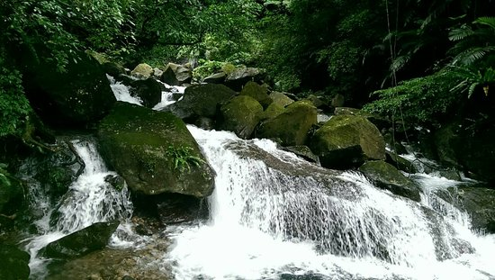 Qingshan Waterfall Trail