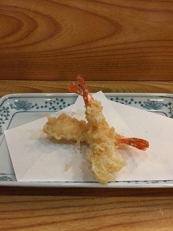 Great tempura!