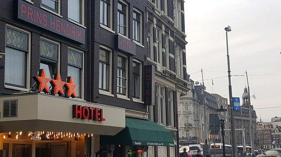 Hotel Prins Hendrik ภาพถ่าย