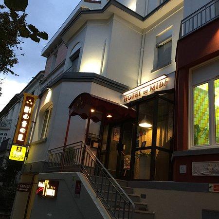 Hotel du Midi: Relook effectué en Novembre 2016