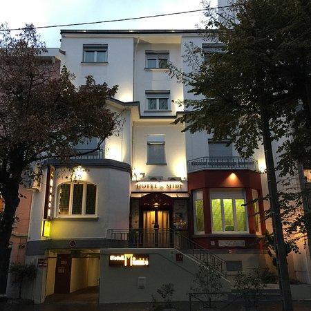Hotel du Midi: Relook effectué en 11/2016