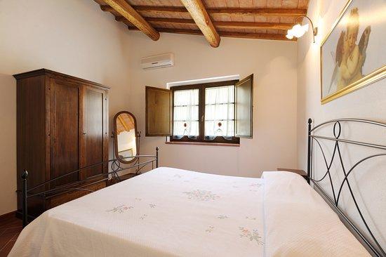 Cinigiano, Italia: camera