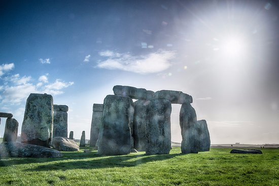 The Stonehenge Tour: Take your time admiring the stunning blue stones