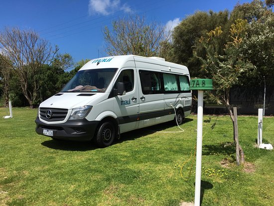 BIG4 Inverloch Holiday Park: Out pitch at the Big 4 Inverloch