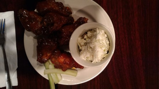 Sundance, WY: Chicken wings