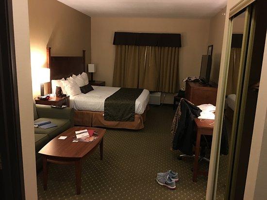Best Western Plus Red River Inn: Room 101