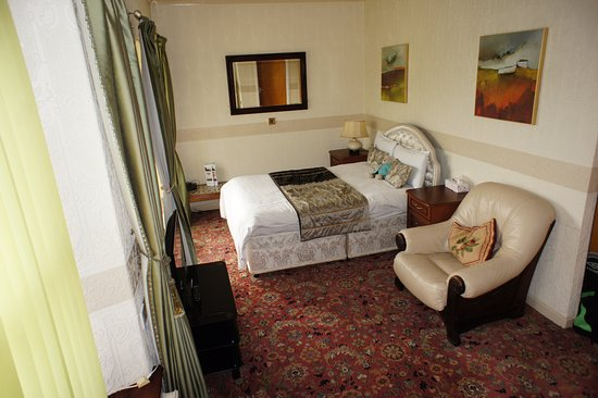 Tregenna Hotel : Room 1. Pleasant but could do with updating