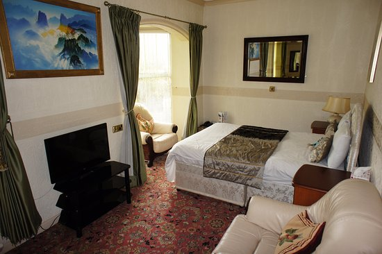 Tregenna Hotel : Good sized room