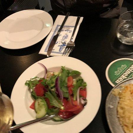 Schiedam, Países Bajos: Salad