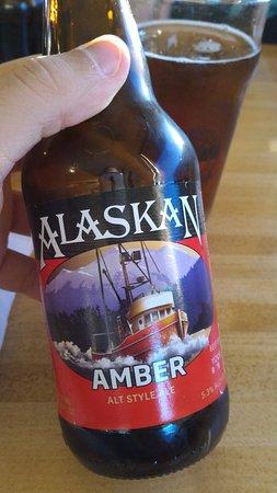 Chamberlain, SD: Una buona birra ambrata