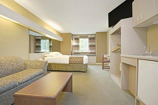 Microtel Inn & Suites by Wyndham Eagan/St Paul: ADA Queen Suite