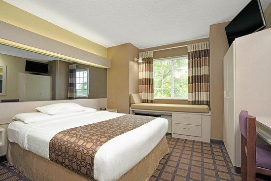 Microtel Inn & Suites by Wyndham Eagan/St Paul: Single Queen