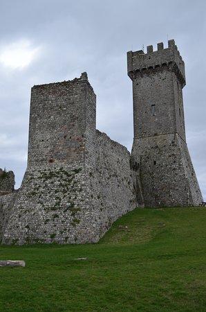 Radicofani, Itália: La tour de la forteresse