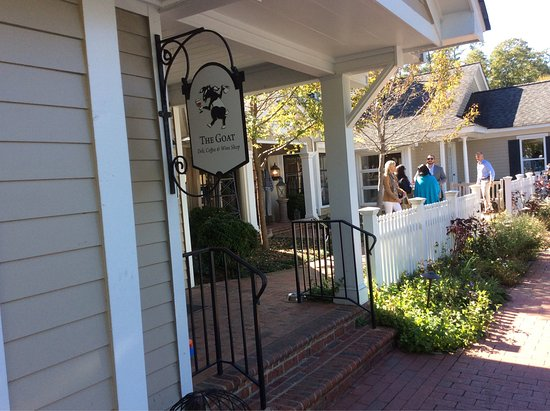 Fearrington Village Restaurant Reviews