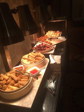 Four Seasons Hotel Denver: Hot food