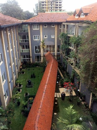 Town Lodge Upper Hill Nairobi-billede