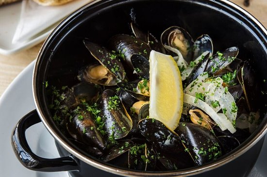 Harbour Tavern: Mussels