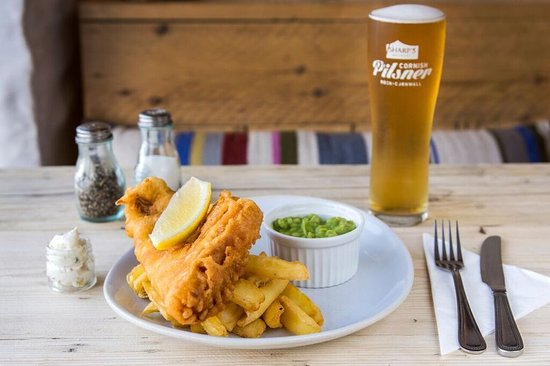 Harbour Tavern: Our Fish & Chips