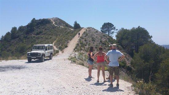 Life Adventure: actividades y tours en todoterreno en Nerja: Jeepsafari Nature tours Nerja Nationaal Park