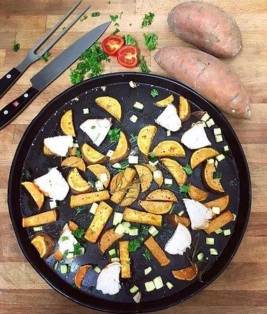 Kostbar Heidelberg- Einfach Gesund: Mit Hilfe unserer knackigen Salatvariationen, handgemachten Sandwiches und vielem mehr, legen wi