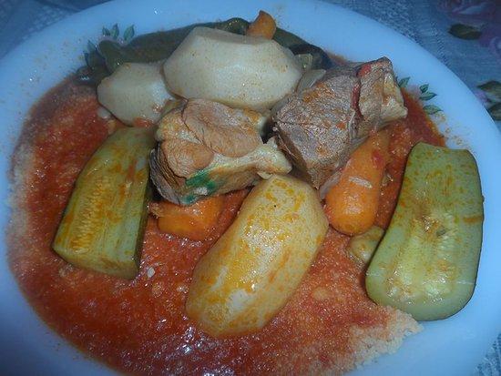Couscous Fait Maison Picture Of Face Food Montlucon Tripadvisor