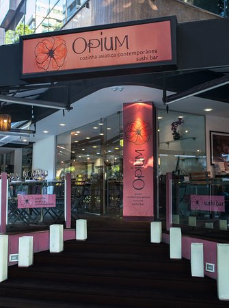 Golden Tulip Ipanema Plaza: Opium Restaurant