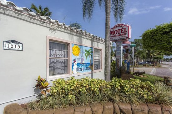 Richard's Motel - Immeuble d'Accueil