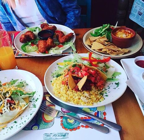 Cafe Mexicana: Sharing is caring!