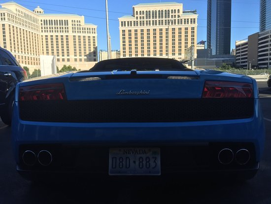 Car Rent Recommended In Las Vegas